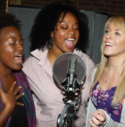 Recording Priscilla