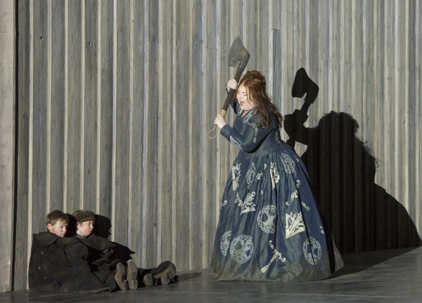 Review: Norma at the London Coliseum