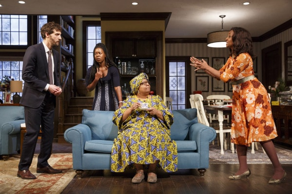 Review: Familiar at Playwrights Horizons