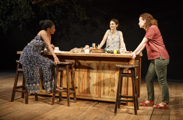 Antlia Pneumatica at Playwrights Horizons. Photo: Joan Marcus.