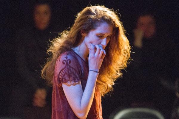 Hamlet10 at the Flamboyán Theater. Photo: Martin Harris.