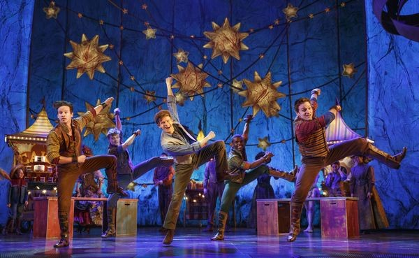Tuck Everlasting at the Broadhurst Theatre. Photo: Joan Marcus.