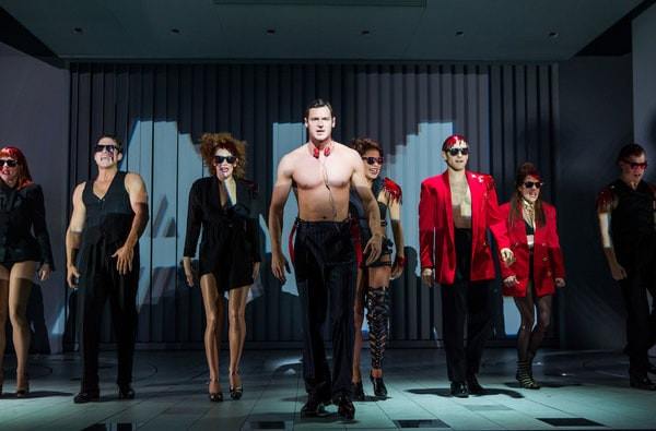 Review: American Psycho at Gerald Schoenfeld Theatre