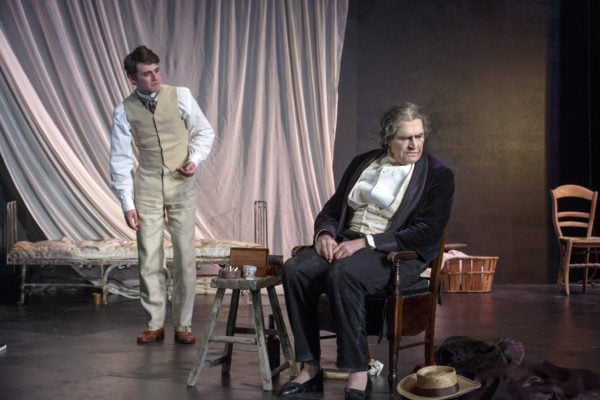 Review: The Judas Kiss at BAM Harvey Theatre
