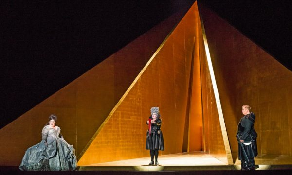 Review: Tristan and Isolde at the Coliseum