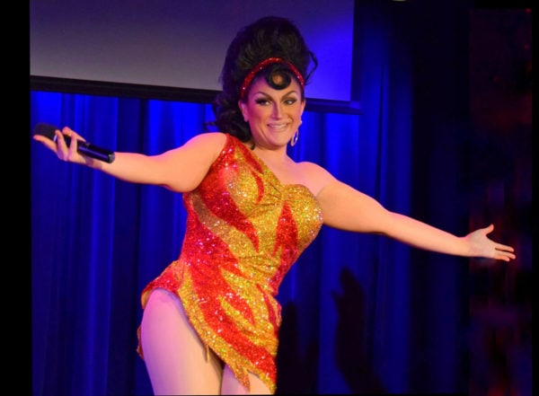 Review: Inferno A-Go-Go at Laurie Beechman Theatre