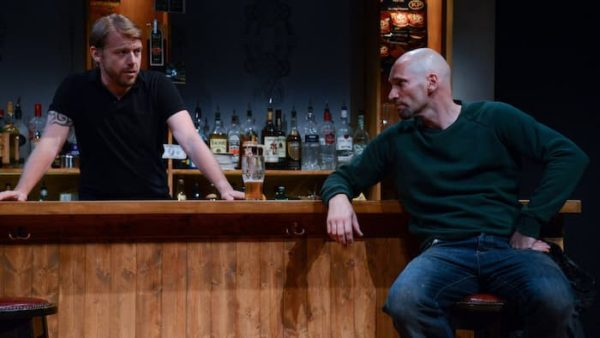 Review: Quietly at the Irish Repertory Theatre