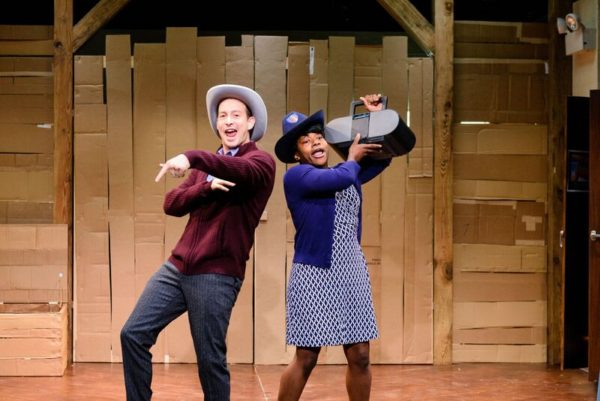 Review: Underground Railroad Game at Ars Nova