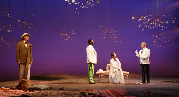 Review: The Cherry Orchard at American Airlines Theatre
