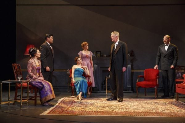 Review: Plenty at The Public Theater