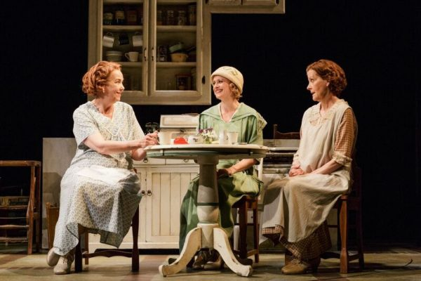 Review: The Roads to Home at Cherry Lane Theatre