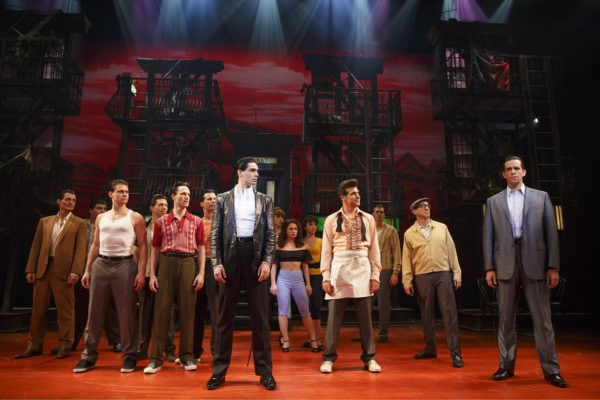 Review: A Bronx Tale at Longacre Theatre