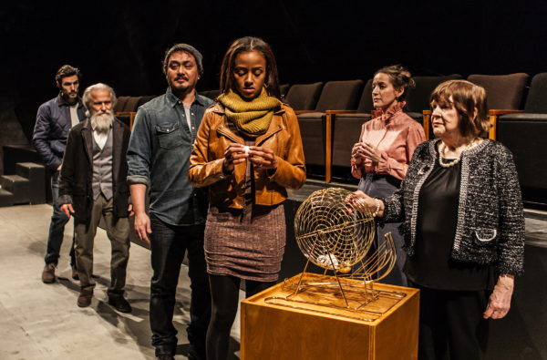 Review: Everybody at Pershing Square Signature Center