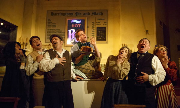 Review: Sweeney Todd: The Demon Barber of Fleet Street at Barrow Street Theatre