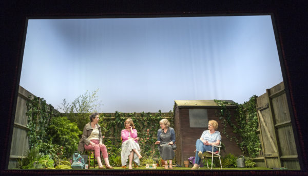 Review: Escaped Alone at BAM Harvey Theater