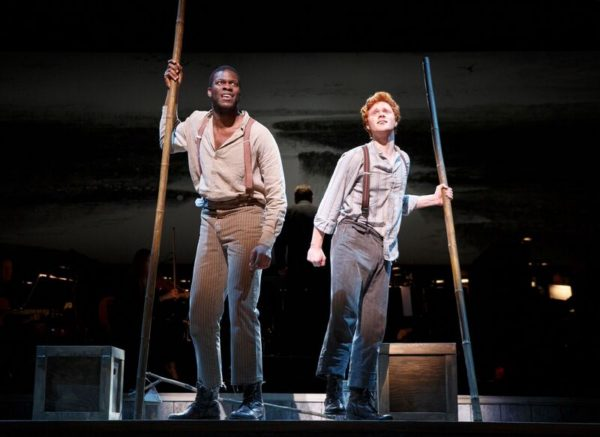 Review: Big River at New York City Center
