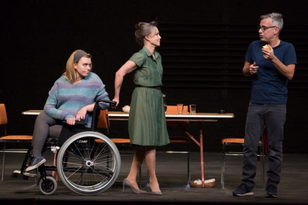 Sam Gold's minimalist take on The Glass Menagerie (Photo: Julieta Cervantes)