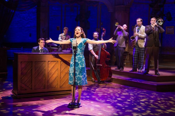 Review: Bandstand at Bernard Jacobs Theatre