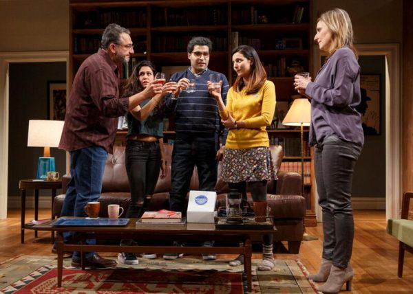 Review: The Profane at Playwrights Horizons