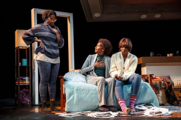 Sojourners & Her Portmanteau at New York Theater Workshop