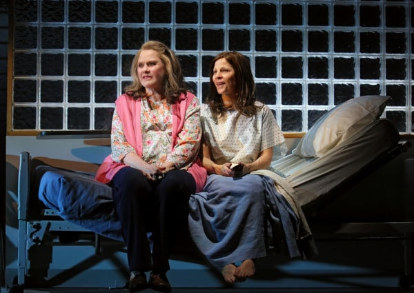 Celia Weston and Lili Taylor in Marvin's Room (Photo: Joan Marcus)