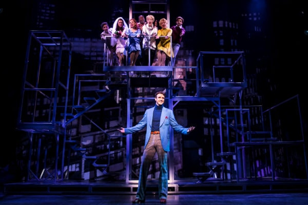 Review: Prince of Broadway at Samuel J. Friedman Theatre