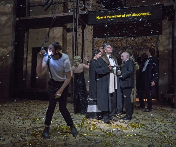 Review: Richard III at BAM Harvey Theater