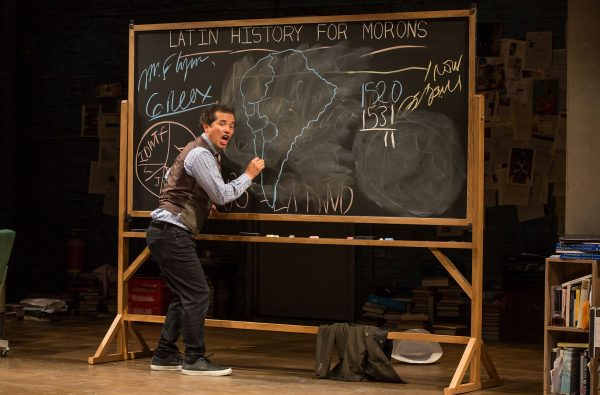Review: Latin History for Morons at Studio 54