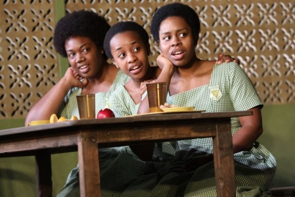 Review: School Girls; or, the African Mean Girls Play at Lucille Lortel Theatre