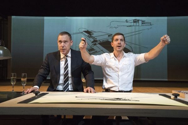 Review: The Fountainhead at BAM Howard Gilman Opera House