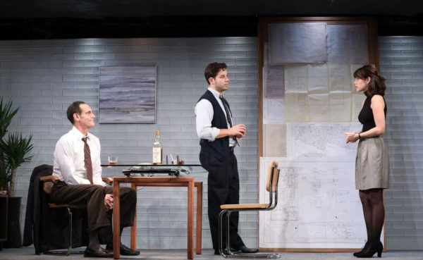 Review: What We're Up Against at WP Theater (McGinn/Cazale)