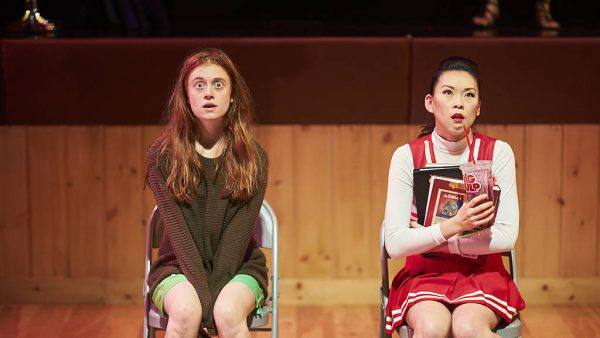 Dialogue: Teen Girls Take Center Stage