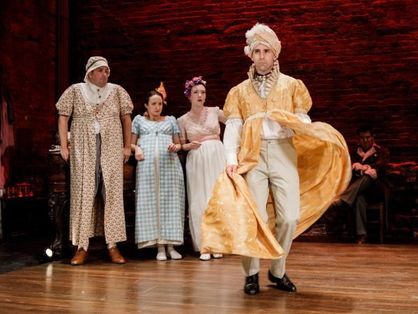Review: Pride and Prejudice at Cherry Lane Theatre