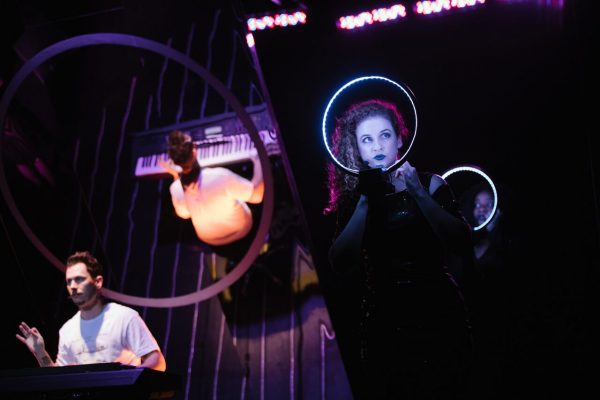 Review: Jupiter's Lifeless Moons at Performance Space New York