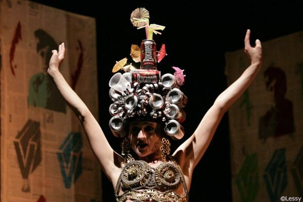 Review: Antigonón, un Contingente Épico at The Public Theater (Under the Radar)