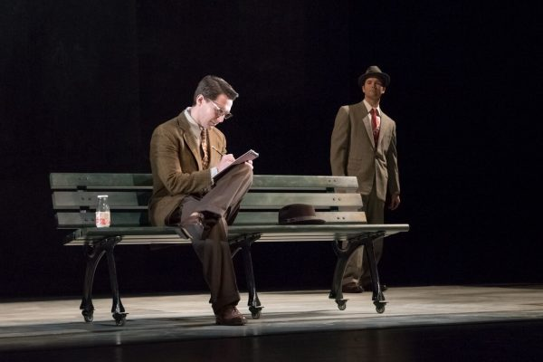 Review: Fellow Travelers at Gerald W. Lynch Theater at John Jay College of Criminal Justice
