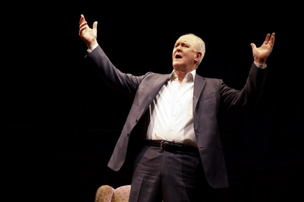 Review: John Lithgow: Stories By Heart at American Airlines Theatre