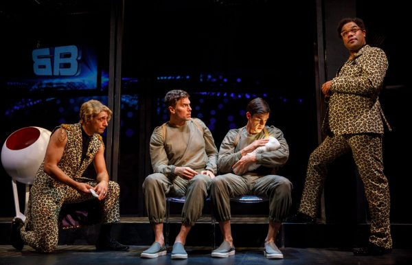 Review: Mankind at Playwrights Horizons