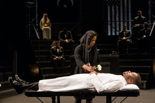 Review: X: Or, Betty Shabazz v. The Nation at Theatre at St. Clement's