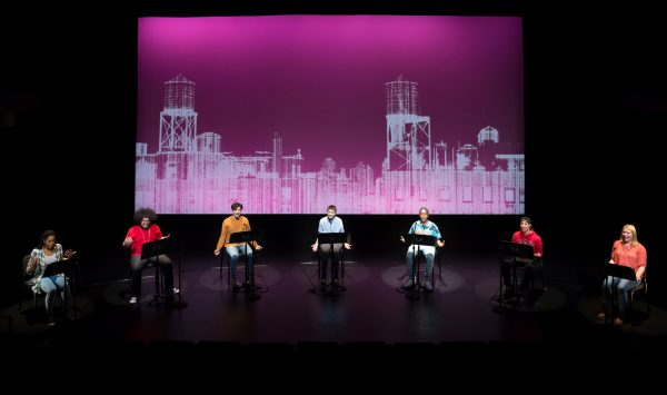 Review: Undesirable Elements: Generation NYZ at New Victory Theater