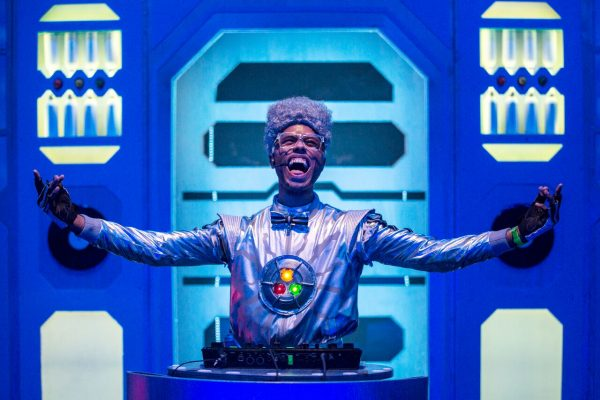 Review: The Brobot Johnson Experience at Bushwick Starr