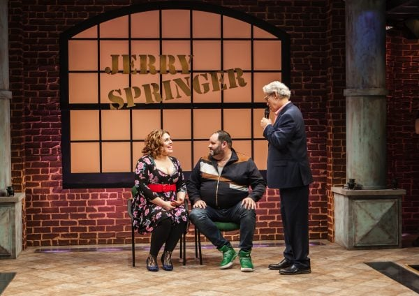 Review: Jerry Springer – The Opera at Pershing Square Signature Center