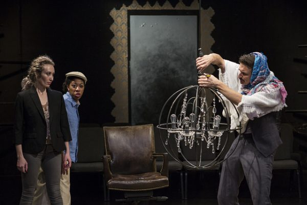 Review: Platonov at New Ohio Theatre