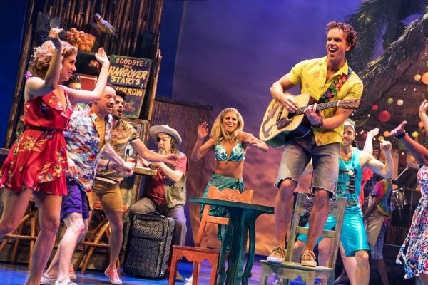 Review: Escape to Margaritaville at Marquis Theatre