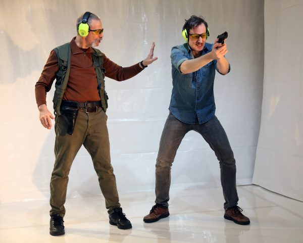 Review: Shooter at Theaterlab