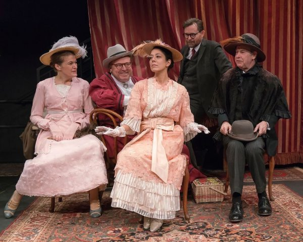 Review: Pygmalion at The Sheen Center for Thought and Culture