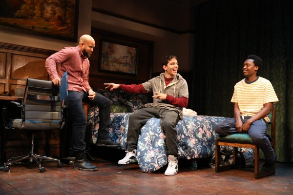 Review: Transfers at Lucille Lortel Theatre