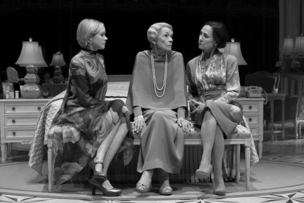 Review: Three Tall Women at Golden Theatre