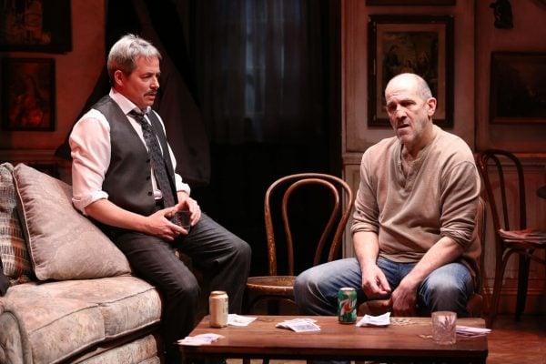 Review: The Seafarer at Irish Repertory Theatre
