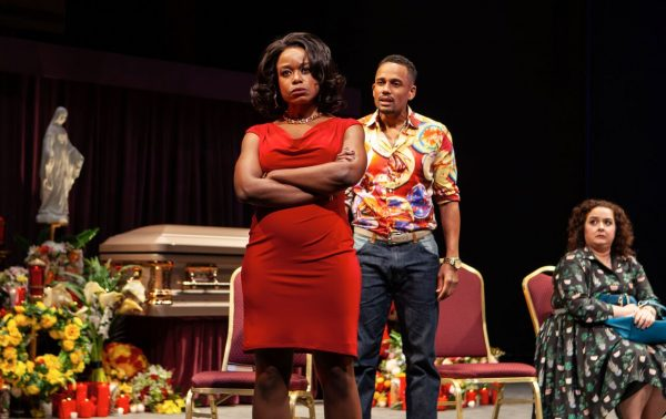 Review: Our Lady of 121st Street at Pershing Square Signature Center